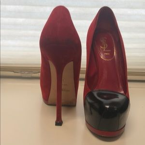 Yves Saint Laurent Shoes - YSL heels